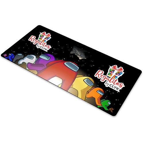 Mouse pad gamer de 30 x 80 cm PERSONALIZADO sublimado