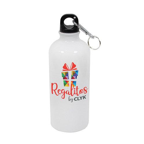 Botella rosca 600 ml PERSONALIZADA