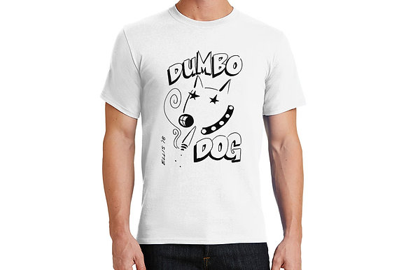 T-Shirt - Dumbo Dog