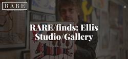RARE/Finds: Ellis Studio/Gallery