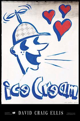Poster - Ice Cream