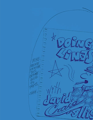 Book - Doing Lines With David Craig Ellis Volume Two