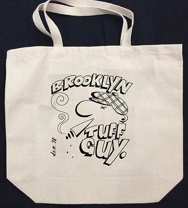 Tote Bag - Brooklyn Tuff Guy