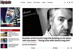 Lifestyle Republic - Brooklyn Artist David Craig Ellis