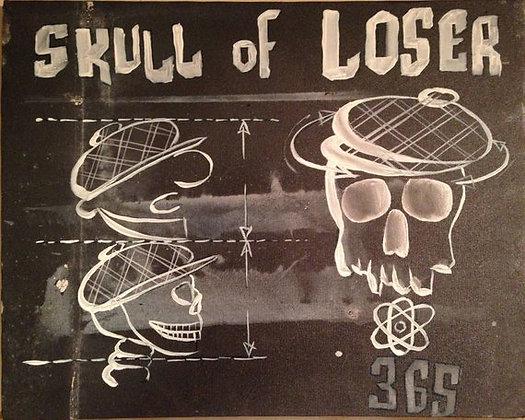 Skull of Loser