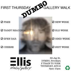 August Gallery Walk