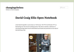 Changing Chelsea - David Craig Ellis Open Notebook