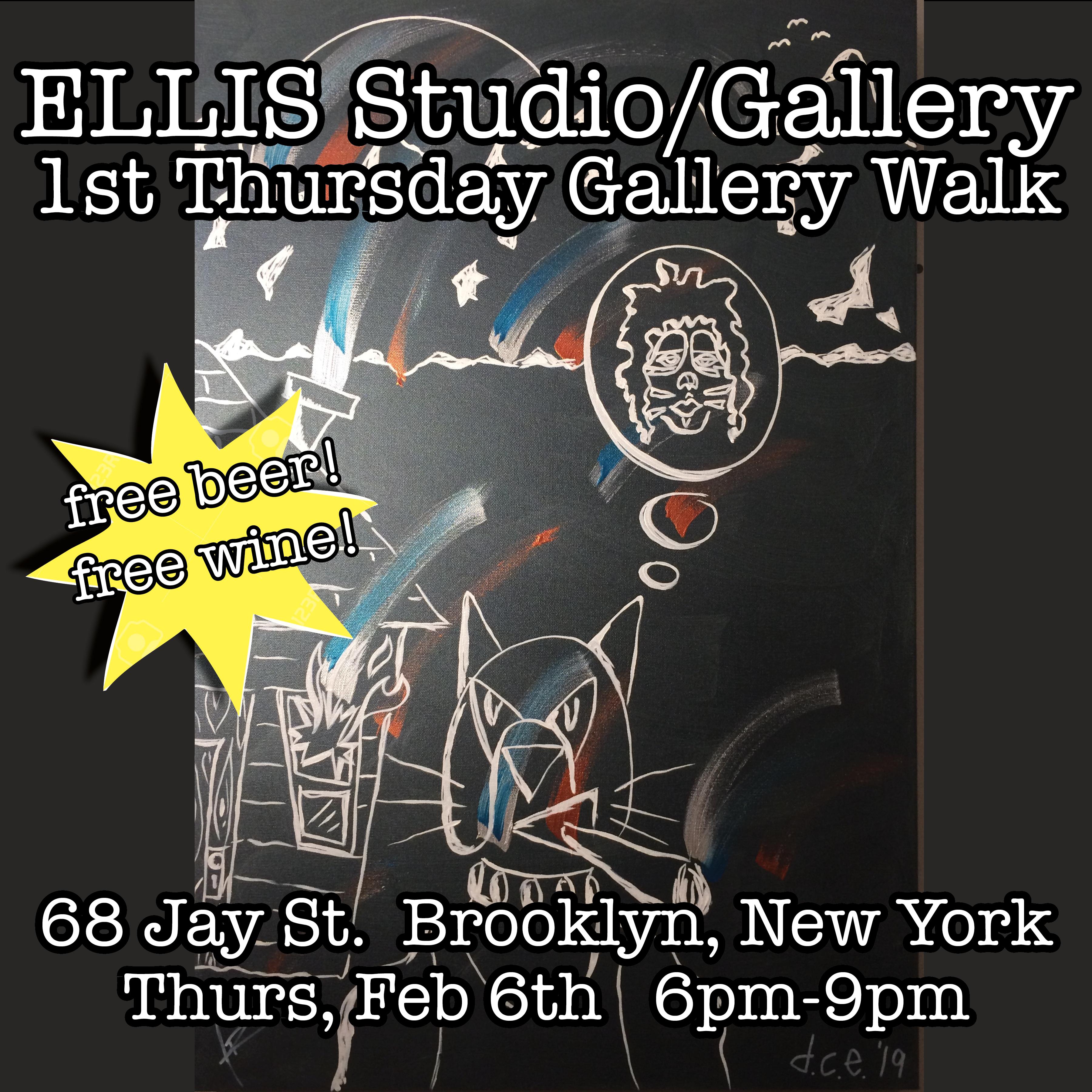 February Gallery Walk