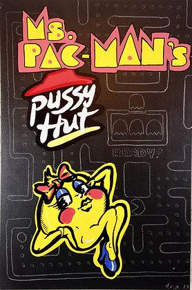 Ms. Pac-Man's Pussy Hut