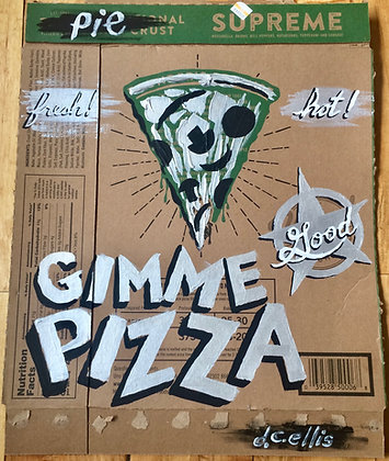 Pizza Box #2