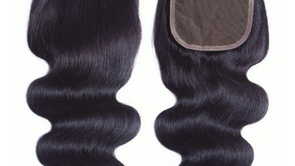 Lace closure 4x4 or 5x5