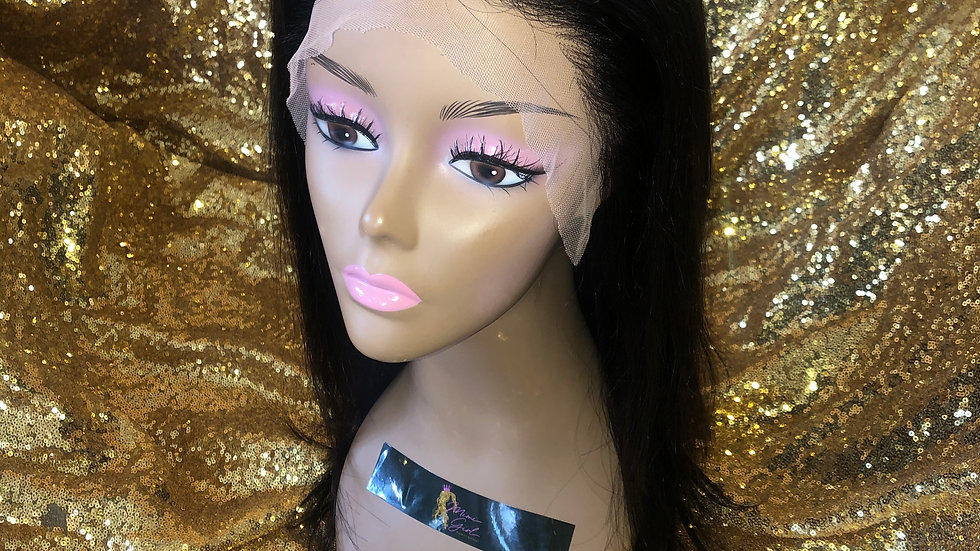 Lace Frontal Wig 13x6 150 density