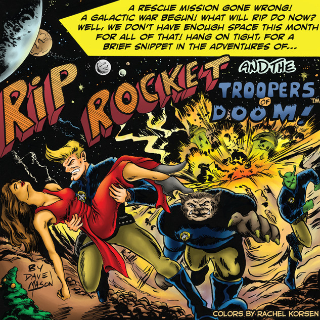 Rip Rocket and the Troopers of Doom