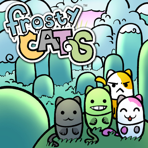 Frosty Cats