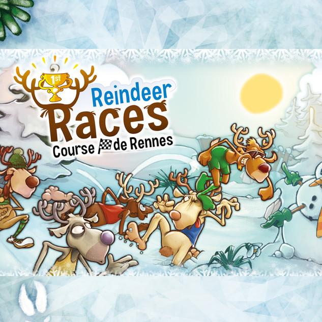 Reindeer Races