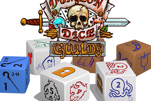 Dungeon Dice: GUILDS Expansion