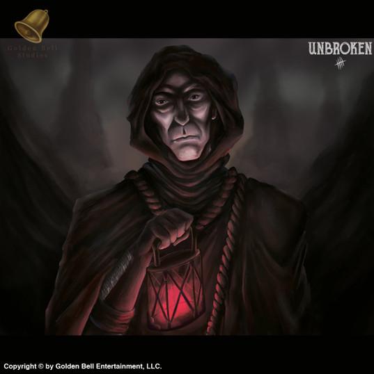 The Hooded Traveler from Unbroken
