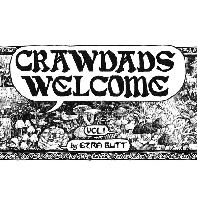 Crawdads Welcome