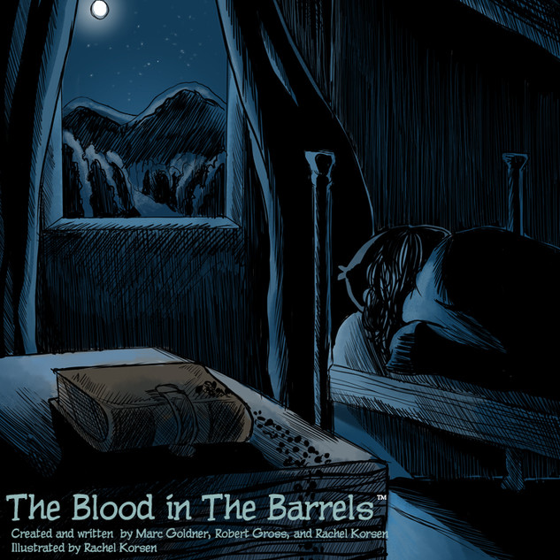 The Blood in The Barrels