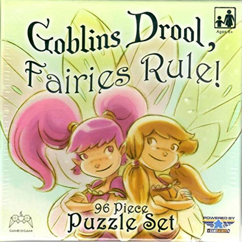 Goblins Drool, Fairies Rule Puzzle