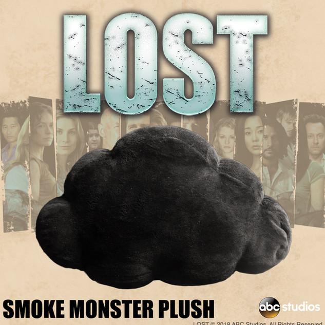 LOST Smoke Monster Plush