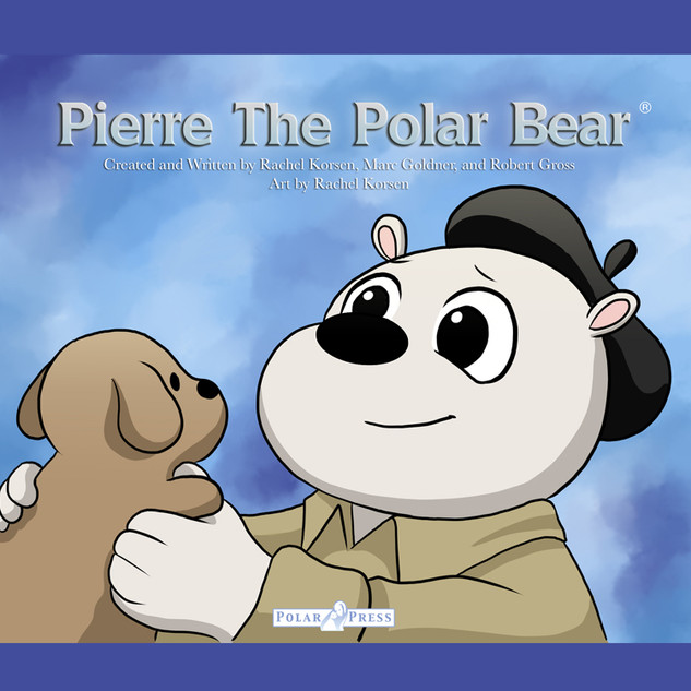 Pierre the Polar Bear