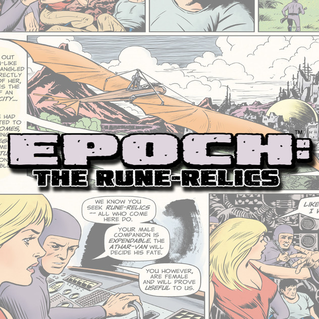 Epoch: The Rune Relics
