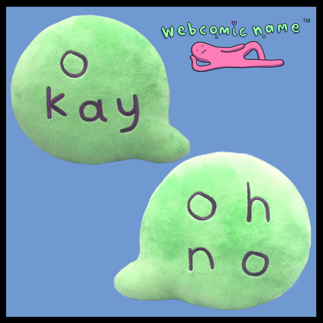 Webcomic Name Oh No Pillow