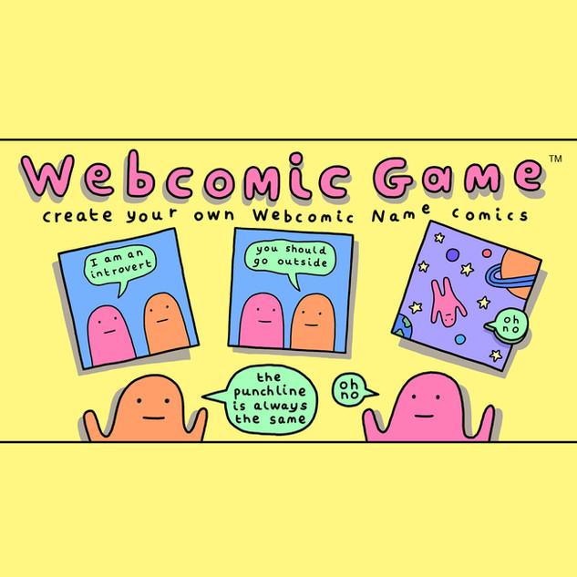 Webcomic Name Game