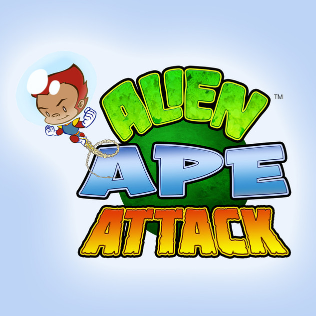 Alien Ape Attack
