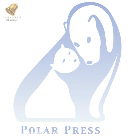 Polar Press Logo Design