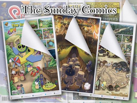 The Sunday Comics