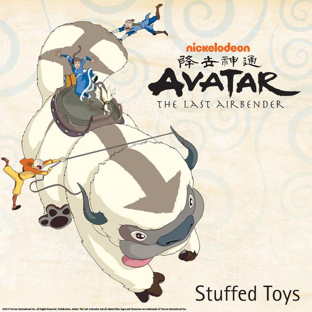 Avatar Plushies