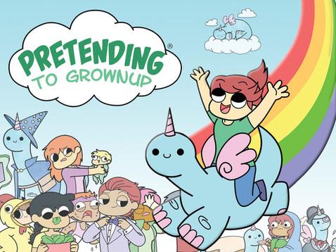 Pretending to Grownup