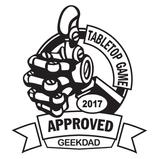 Geek Dad Approved