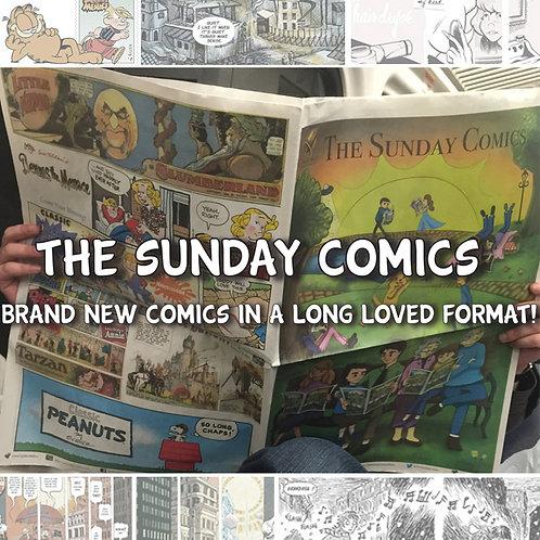 The Sunday Comics ZERO Issue