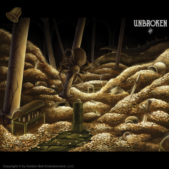 The Treasure Room of the Dark from Unbroken