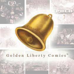 Golden Liverty Comics