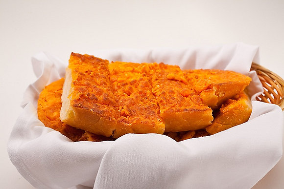 World Famous Garlic Cheese Bread