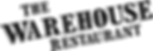 Warehouse Restauant Logo