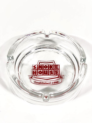 Ashtray with Logo