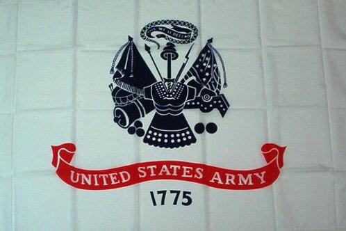 Army US Logo 3′ x 5′ Flag