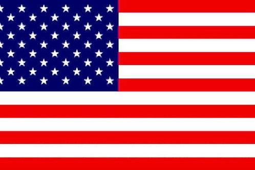 USA Flag 3′ x 5′ Poly Flag