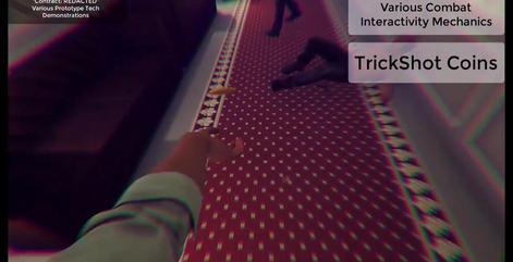 Trick Shot Coins  (wip)