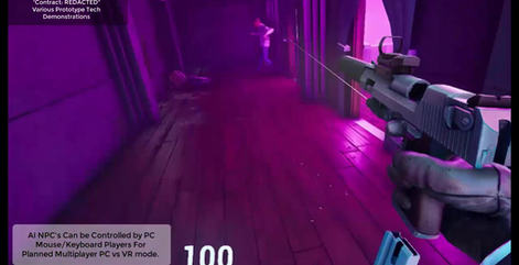 VS mode  ( Multiplayer - wip)