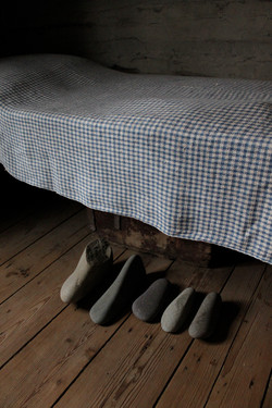 'Cold Feet Under the Blanket'