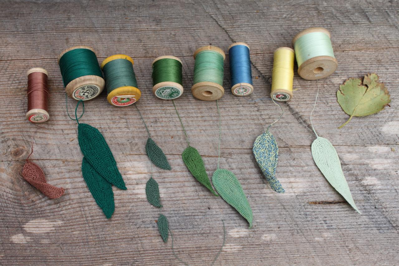 'Cotton Leaves For Cotton Plants'