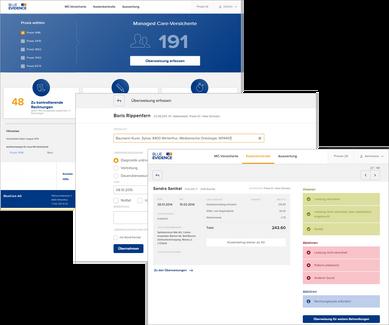 Benutzerfreundlich und einfach - so ist BlueEvidence Praxis 4.0