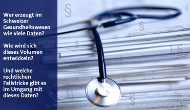 1.5 Mio. GB digitale Gesundheitsdaten pro Jahr