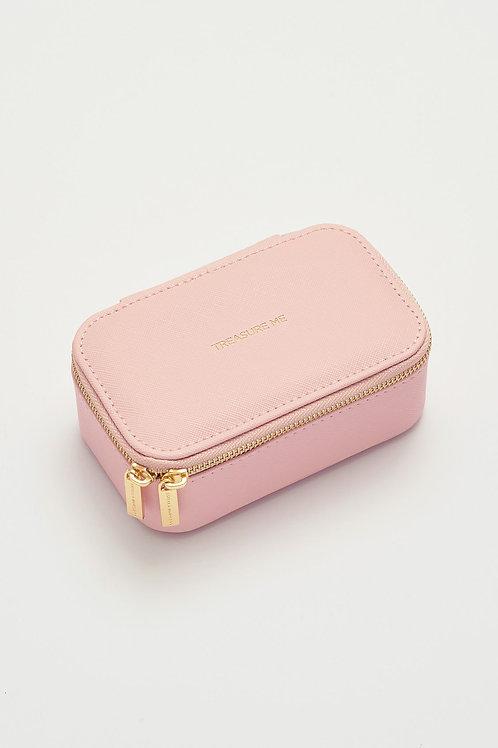 Estella Bartlett Blush Mini Jewellery Box